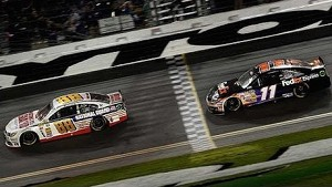 2/23/14 - Daytona - Dale Earnhardt Jr. wins second Daytona 500