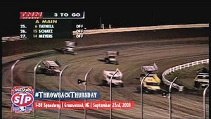 #ThrowbackThursday: World of Outlaws Sprint Cars Sept. 23rd, 2000 I-80 Speedway