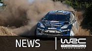 Shakedown: Rally Italia Sardegna 2014