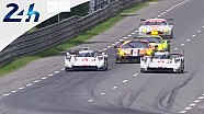 Le Mans 2014: highlights hour 24