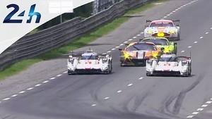 Le Mans 2014: highlights hour 24