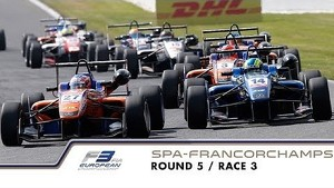 15th race FIA F3 European Championship 2014