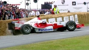 Festival of Speed - Formula 1 Cars at Goodwood