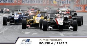 17th race FIA F3 European Championship 2014