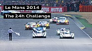 Audi Sport - 2014 Le Mans - Highlighfilm