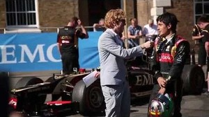 F1 legends savour the build up to the British Grand Prix