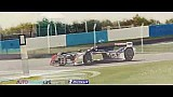 Officiel tests days Donington - 2014 FIA Formula E - Michelin
