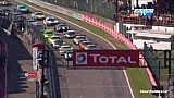 Disaster avoided after spin at start of 2013 Spa 24 race