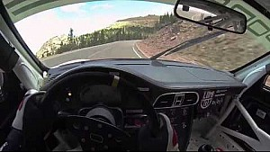 Jeff Zwart Pikes Peak Run, 2014 - /DRIVER'S EYE