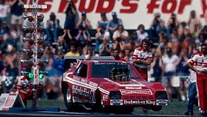 Kenny Bernstein doubles up in Indy in 1983