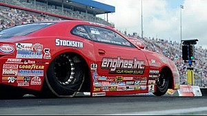 Erica Enders-Stevens No. 1 qualifier in Charlotte | NHRA