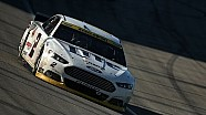 Keselowski's pass sets up a win in Chicago