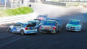 Germany RX Day 2 Round Up - FIA World Rallycross Championship