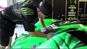 2014 FIA WEC 6 hours of CoTA - Extreme Speed Motor Racing - Ryan Dalziel Interview Part 2