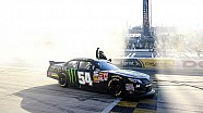 Busch delivers at Dover