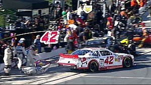 Gas man goes flying - 2014 Dover
