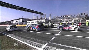Itay RX Day 2 Round Up - FIA World Rallycross Championship