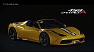 Ferrari 458 Speciale A - Official video