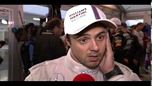 Massa criticizes FIA & sends prayers to Bianchi
