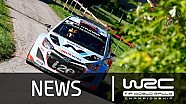 Stages 1-3: Rallye de France-Alsace 2014