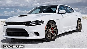 Dodge Charger Hellcat 60 in 2.9 Secs, Jaguar XE-S, Top Gear Booted from Argentina  - Fast Lane Daily