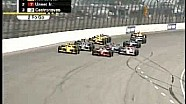 Sam Hornish Jr Edges Al Unser Jr in the Closest Race Ever