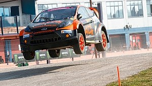 Italy RX Touringcar final - FIA World Rallycross Championship