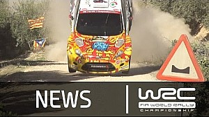 Stages 5-7: RallyRACC Rally de Espana 2014