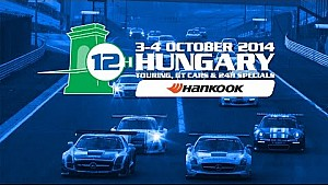Hankook 12H Hungary 2014 | Highlights