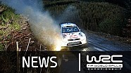 Wales Rally GB 2014: Stages 9-12