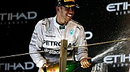 Lewis Hamilton - World Champion for the second time