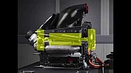 Mercedes F1 engine: Latest pics and update #Scarbs