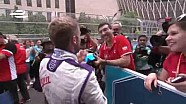 Sam Bird Putrajaya ePrix post-race interview