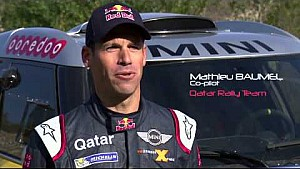 Rally Dakar 2015: Qatar Rally Team / Nasser Al-Attiyah