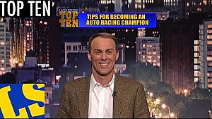 Top Ten Tips For Becoming an Auto Racing Champion, presented by NASCAR Champ Kevin Harvick