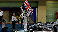 Lewis Hamilton, 2014 Formula One World Champion!