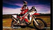 Dakar Project 2015 - Matteo Casuccio - Full Movie