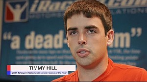 iRacingTV Exclusive // Timmy Hill on iRacing