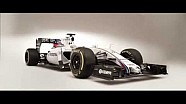 Williams launches the FW37 for the 2015 F1 season