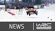 Rally de Suecia 2015: Etapas 15 a la 18