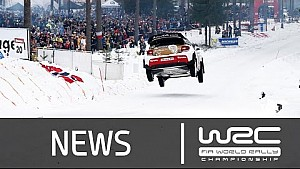 Rally Sweden 2015: Stages 15 - 18