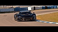 K-PAX Racing / Flying Lizard pre-season testing 2015