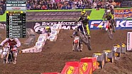 250SX Main Event Highlights - Indianapolis 2015 Supercross
