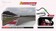 A lap at Sepang with Tani Hanna