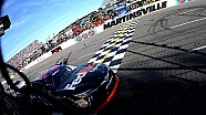 Hamlin holds off Keselowski in final laps