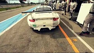 WEC Prologue 2015 - LMGTE Test Session Highlight