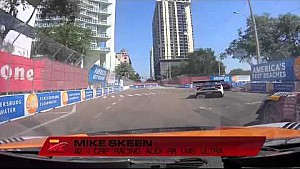 PWC 2015 St. Petersburg On Board Highlights - Mike Skeen Round 4 GT