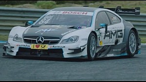 DTM Cars 2015 - Slow Motion Special