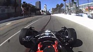 #INDYCAR In-Car Theater: James Hinchcliffe at the Toyota Grand Prix of Long Beach