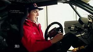Doubling Up - Anton Marklund: Hockenheim RX - FIA World Rallycross Championship